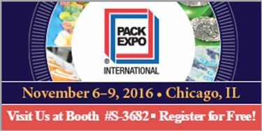 Visit Propack at Pack Expo International Booth #S-3682