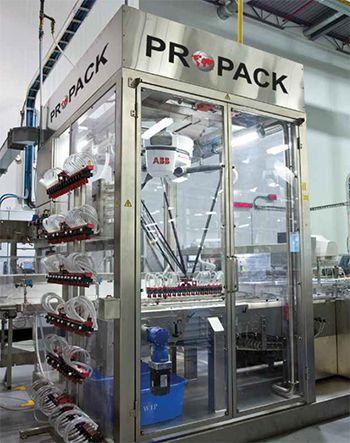 Propack's LJ-TRT at Biscuits Leclerc