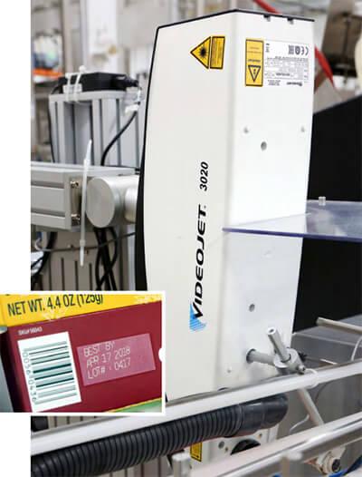 Videojet 3020 Laser Coder