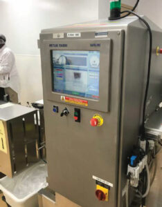 Safeline X-Ray Product Inspection System